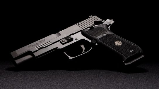 The SIG P220 Legion now comes in an SAO variant chambered in 10mm.