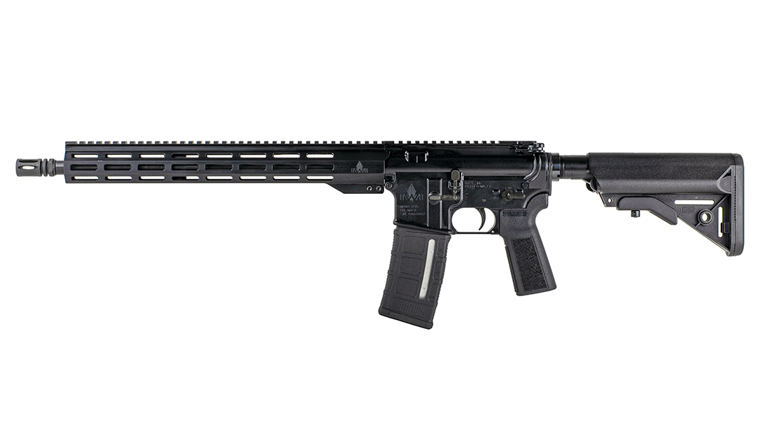 The Zion 15 includes several components popular on today's AR-15s.