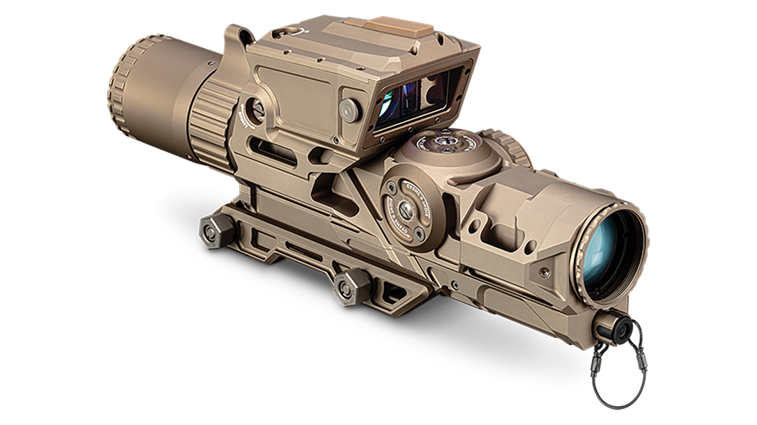 By increasing hit probability and decreasing time to target, the Vortex Active Reticle Fire Control looks to be a big innovation.