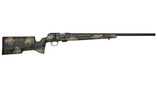 With a Manners stock, adjustable trigger and suppressor-ready variants, the CZ 457 Varmint Precision Trainer comes well appointed for practice or fun.