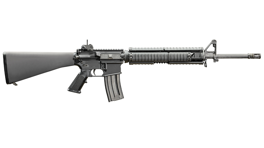 FN will compete for orders with Colt from a $338 million foreign contract.