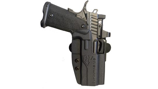 Comp-Tac released new holster fits for the STI Staccato.