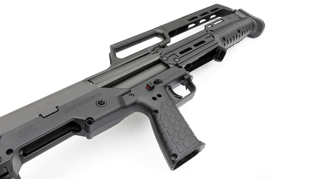 More refined than previous models, the KS7 still presents great value in a home defense gun.