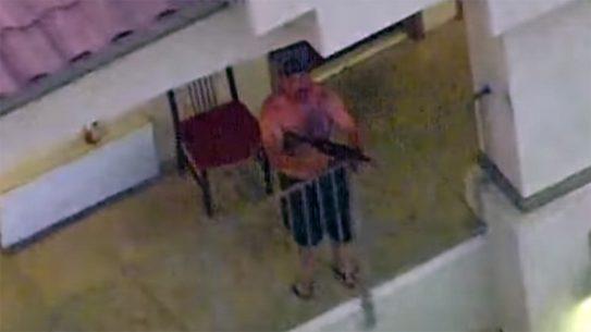 Las Vegas Police Officers shoot suspect, Jody Lucas
