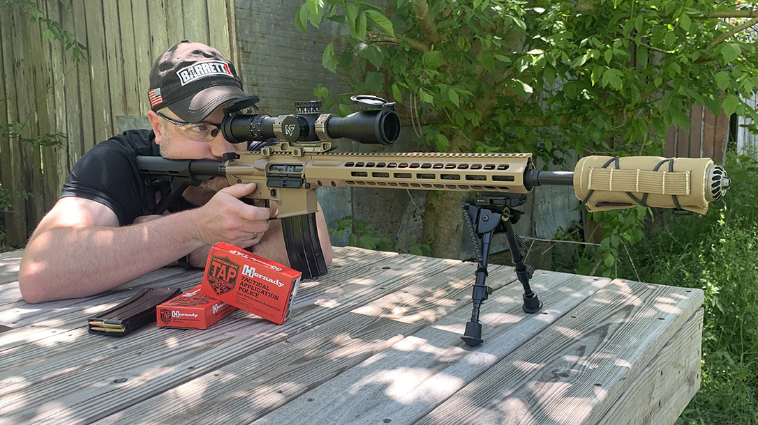 The Barrett REC7 is headed to U.S. DoD chambered in Hornady 6mm ARC.