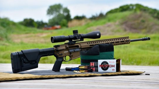 Twenty-two companies announced rifles to chamber the new Hornady 6mm ARC.