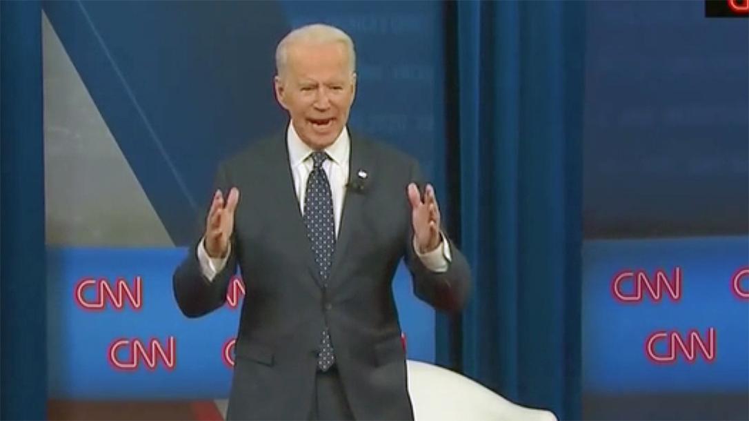 Joe Biden Police, Shoot in the Leg
