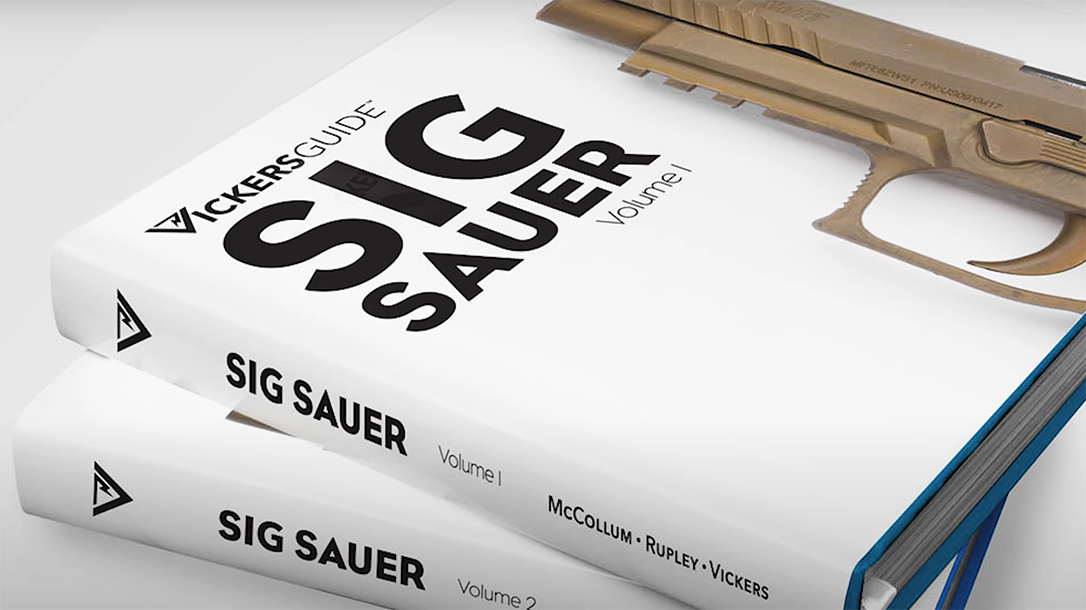The Vickers Guide SIG Sauer chronicles the history of SIG guns.