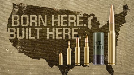 Winchester Ammunition landed a $38 million DOD contract for frangible 9mm ammo.