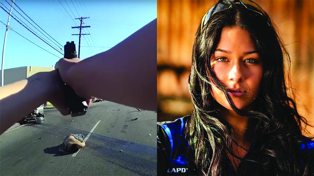 Toni Mcbride Shooting, LAPD, Pro Shooter