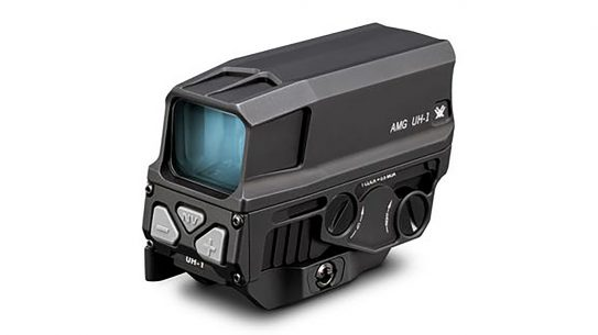 The Vortex AMG UH-1 Gen II comes with four different night-vision settings.
