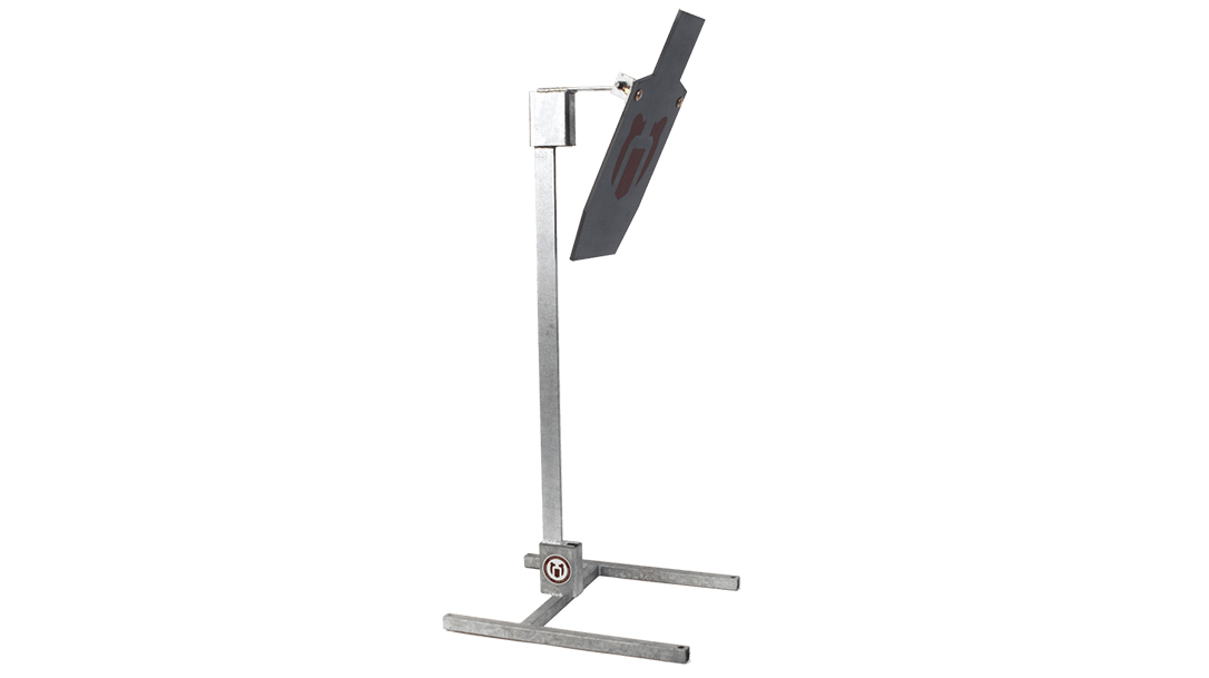 Replace wooden 2x4 supports with the Grizzly Targets Galvanized Steel Post 2x4.