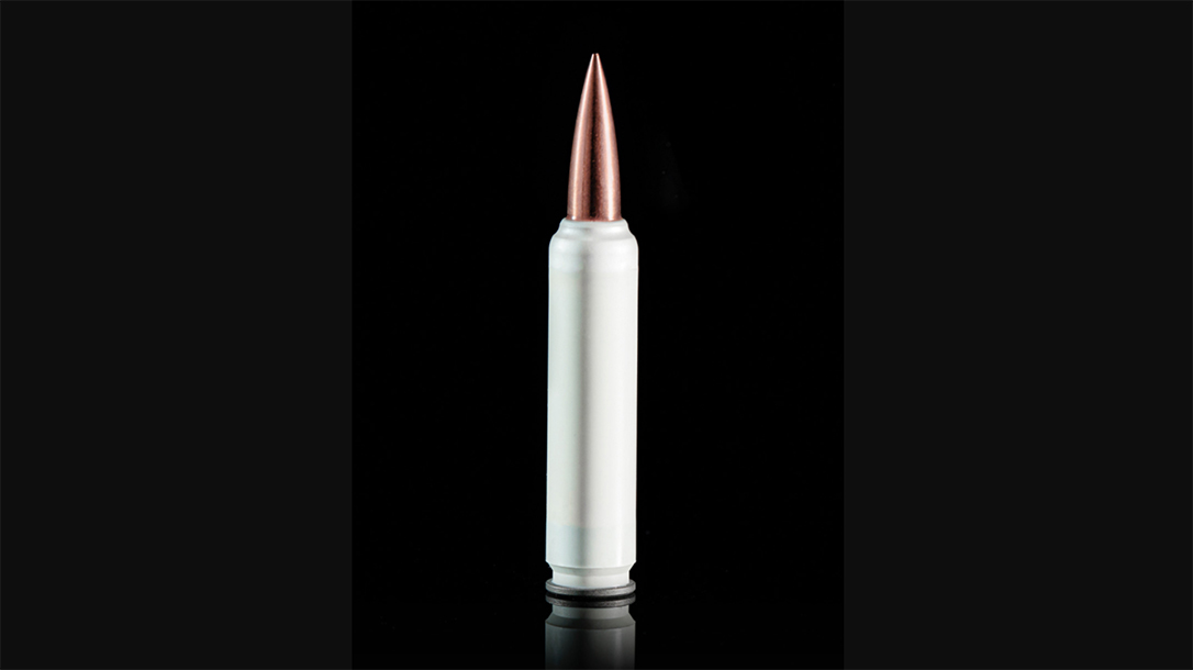 Offering drastic weight reduction and claiming superior effective range and accuracy, True Velocity shipped 170K rounds of Next Gen 6.8 ammo to the Army.