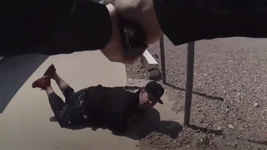 Fernando Valenzuela shooting, Tucson Police