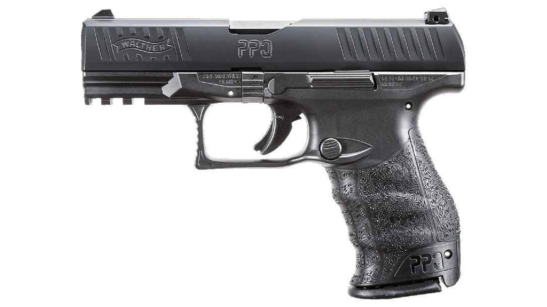 Lorain County Sheriff's Office Walther PPQ M2 pistol