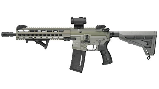 The Haenel MK 556 will reportedly become Germany's next military rifle.