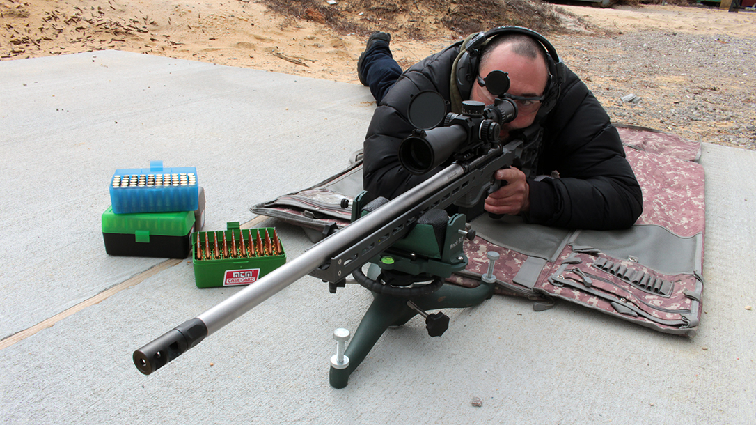 During testing, the author found the Hornady A-Tip to be deadly accurate.