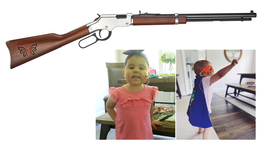 Henry Prayers for Preslie rifle