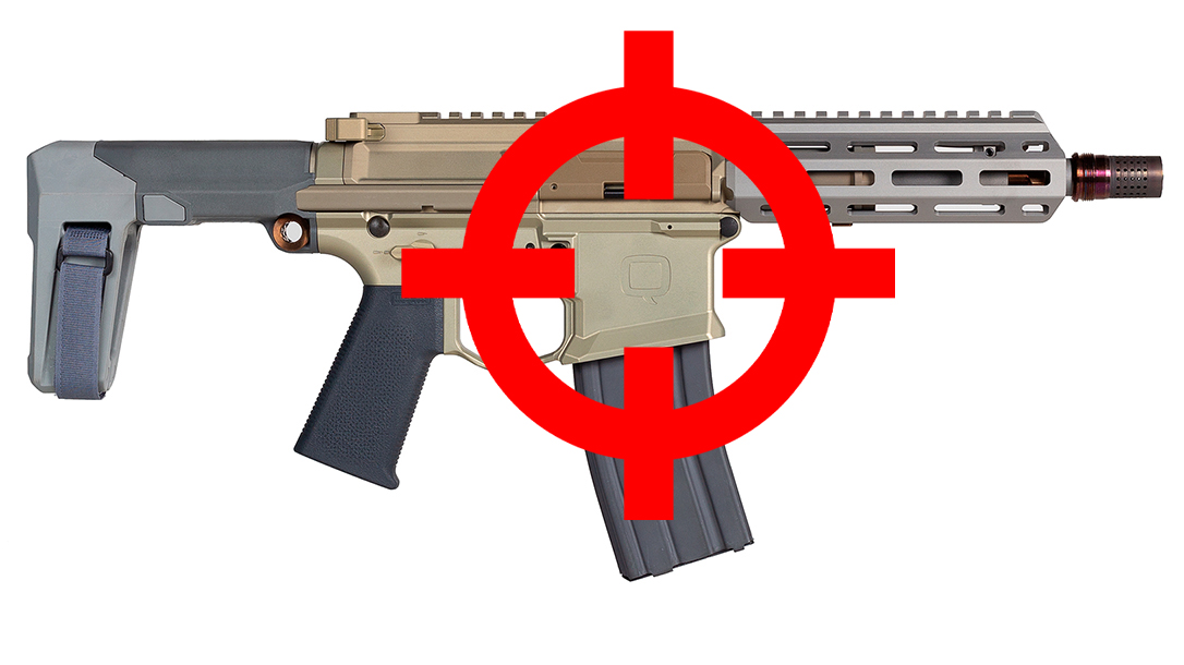 The ATF has targeted the Q Honey Badger in an obvious political move.