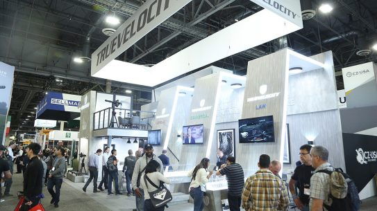 The NSSF cancelled SHOT Show 2021 over rising COVID-19 numbers.