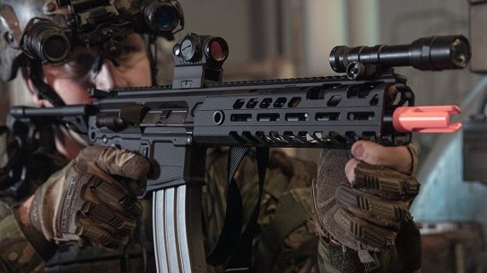 The SIG Air Division reached an agreement with EMG to bring more airsoft trainers to market.