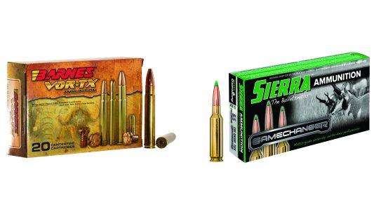 Sierra Bullets Barnes Acquisition, ammunition