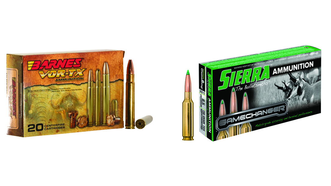Sierra Bullets Barnes Acquisition, ammunition
