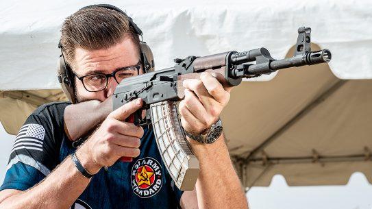 Thunder Ranch AK, Century Arms, Clint Smith AK-47, reup