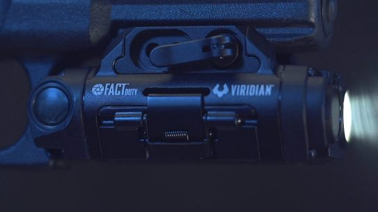The Crandall Police Department in Texas becomes the latest law enforcement group to deploy the Viridian FACT Duty weapon-mounted camera.