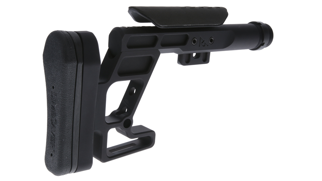 The Rival Arms ST-3X attaches to buffer-tube systems.