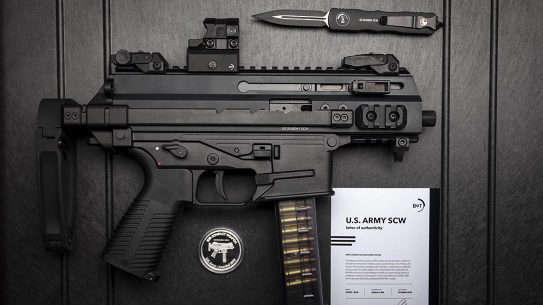 B&T Sub Compact Weapon, APC9K PRO Pistol