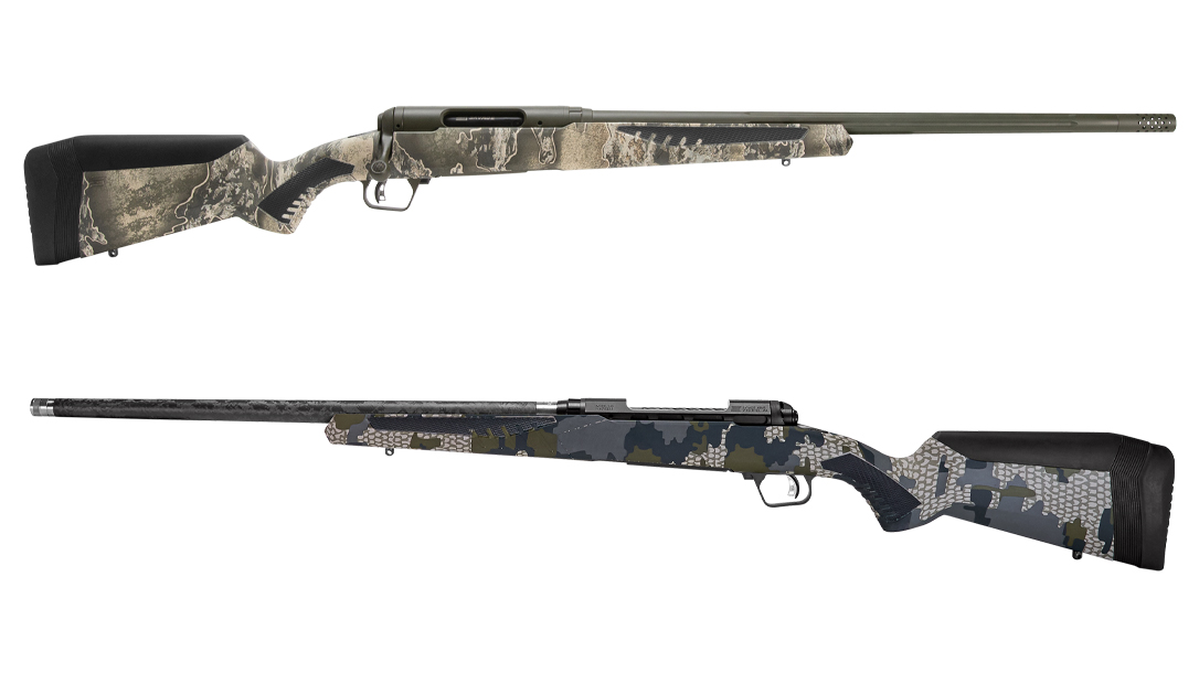 The Savage Backcountry Xtreme Series features several lightweight, purpose-built bolt guns.