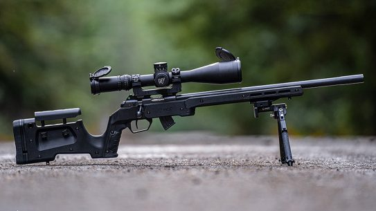 The MDT XRS Chassis system now fits the CZ 457 rifle.