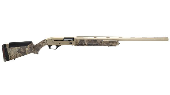The Savage Renegauge shotgun is now available in TrueTimber Prairie camo finish.