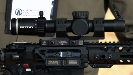 The 1-6x24 Riton X5 Tactix, with an illuminated BDC reticle, packs the features.