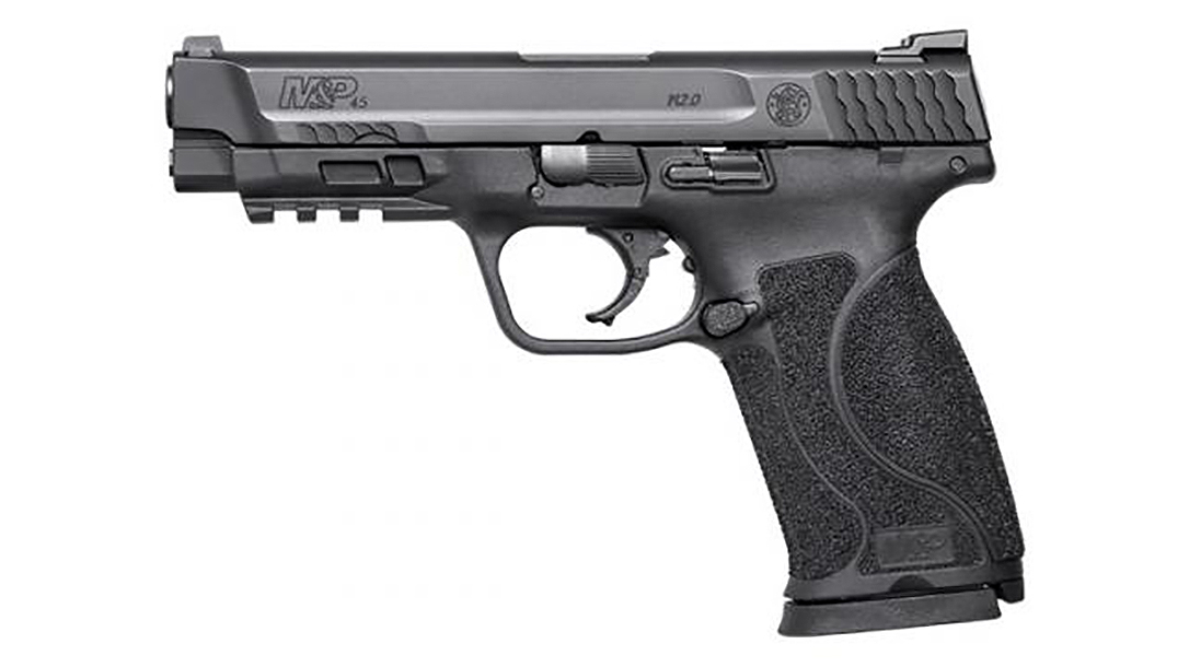 The Springfield Police Department upgraded to the S&W M&P M2.0 platform.