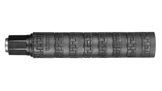 The new SIG Sauer MOD-X9 pistol suppressor delivers tremendous versatility.