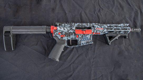 RISE Patriot Pistol Folds of Honor, Rendezvous