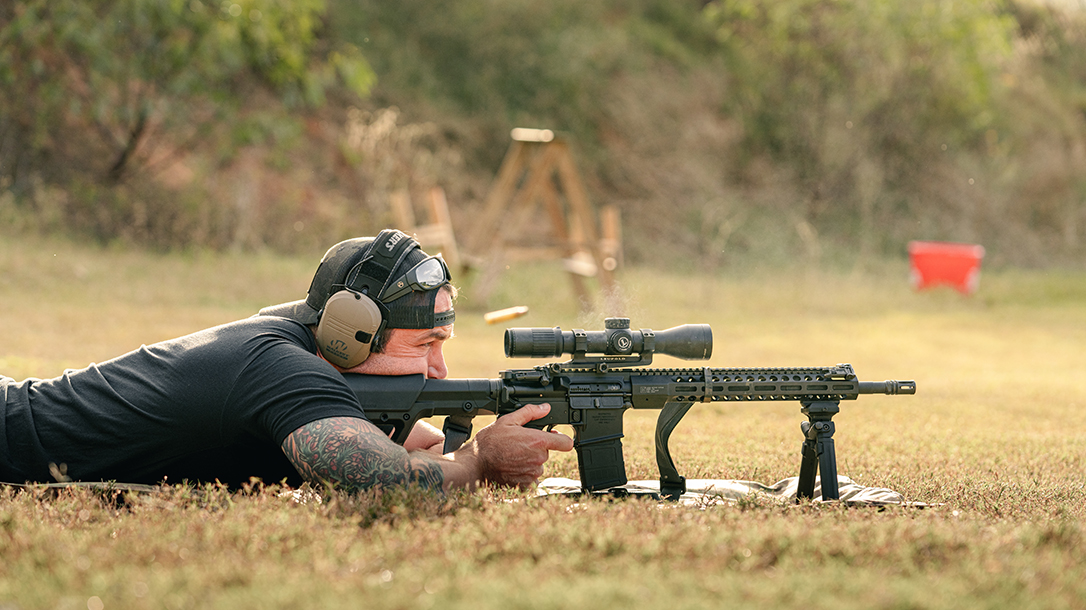 The Magpul PRS Lite provides an upgrade for gas gun precision shooters.