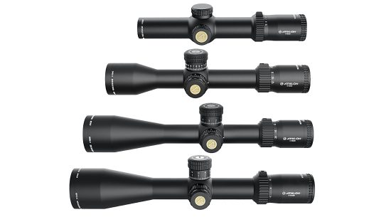 Available in four different magnification ranges, the Athlon Helos BTR GEN2 delivers options.