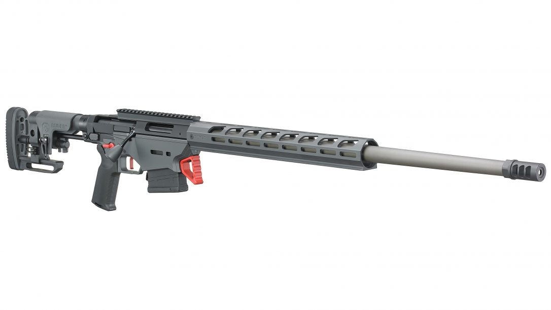 The Ruger Custom Shop Precision Rifle in 6mm Creedmoor leaves little to be desired in a long-range competition gun.