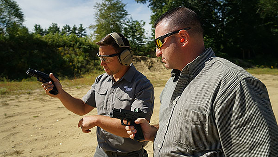 The SIG Sauer Pistol Instructor Course is now available to officers in NY.