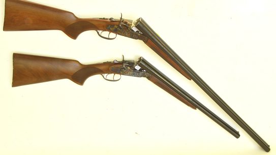 The long and the short of it. CZ's Hammer Classic comes in a 20-inch coachgun and a 30-inch model.