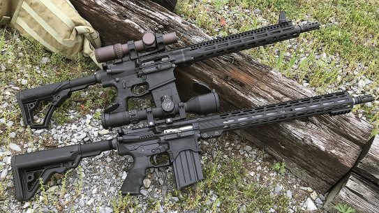 The Rock River Arms BT-3 Precision and Daniel Defense DD5V3 represent the amalgamation of the best improvements made in AR10 rifle design.