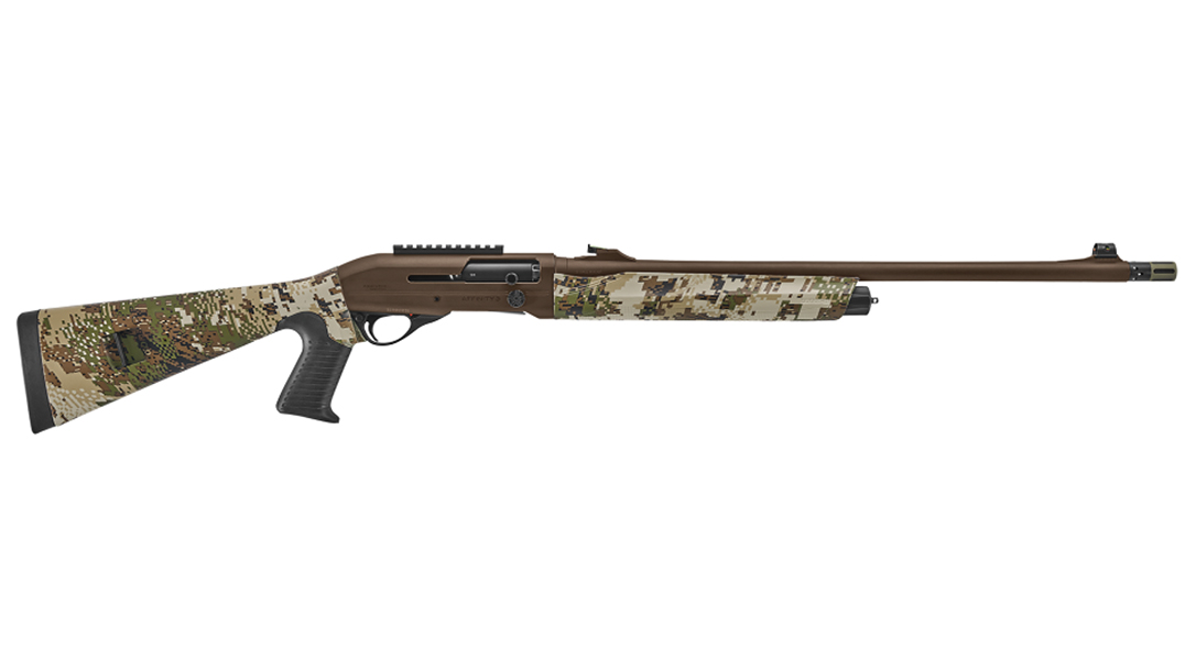 The new Franchi Affinity Turkey Elite comes ready to hunt in 12 or 20 gauge.