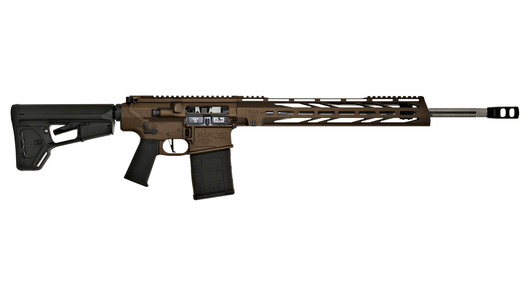 The Red Arrow RAW-10 adds a variant in 6.5 Creedmoor.