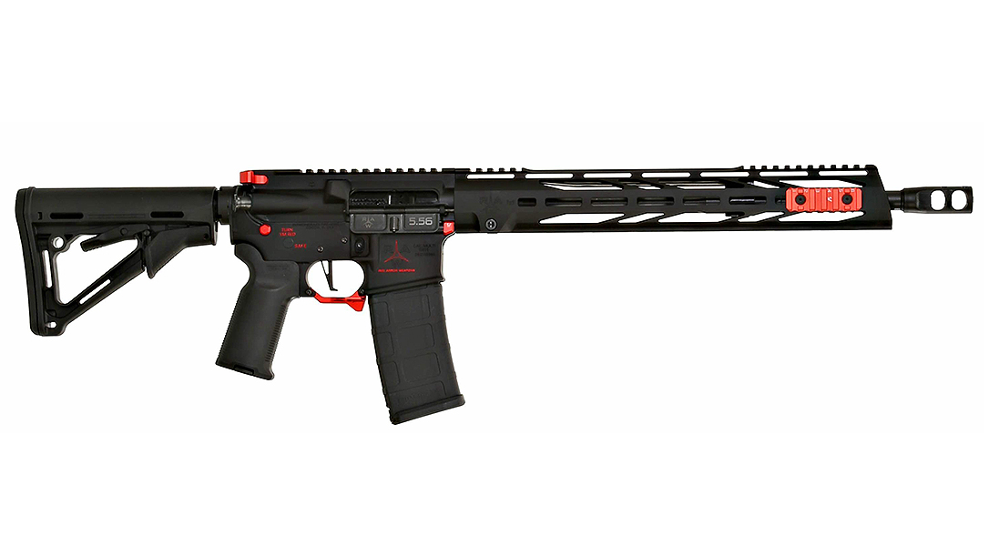 The Red Arrow RAW15 brings many upgrades and sought after components into a 5.56 platform.