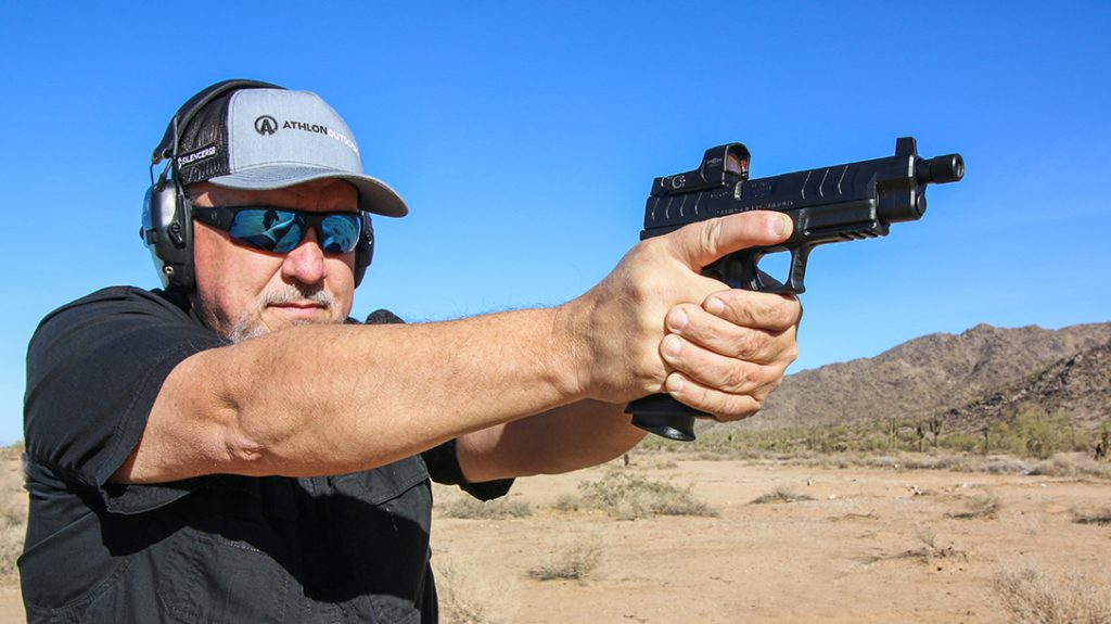 The new Hex Dragonfly is part of the new optic line from Springfield Armory.