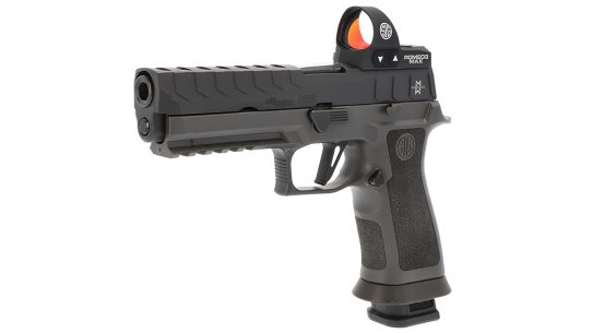 The SIG P320 MAX is built to compete in Carry Optics division.