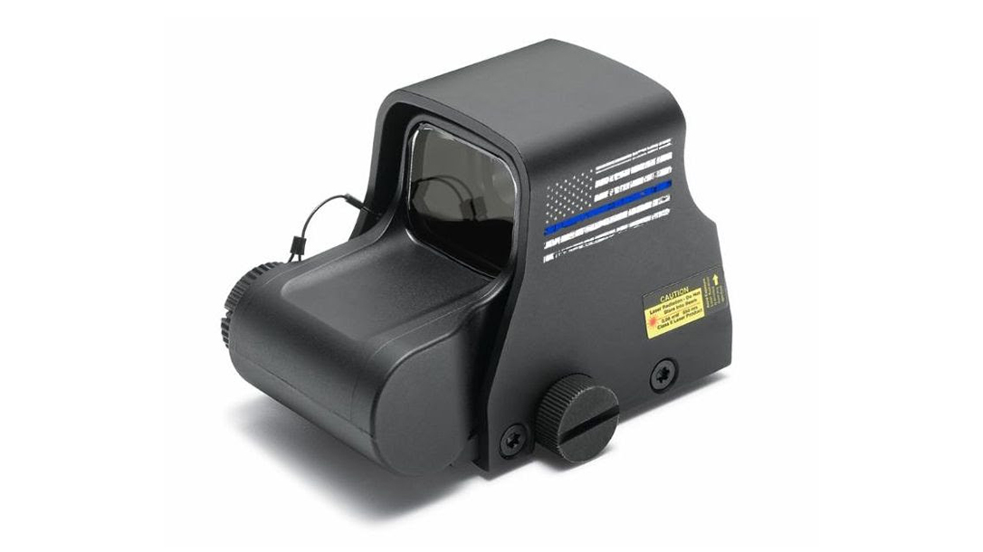 Sales from the EOTech XPS2 HWS support law enforcement charities.
